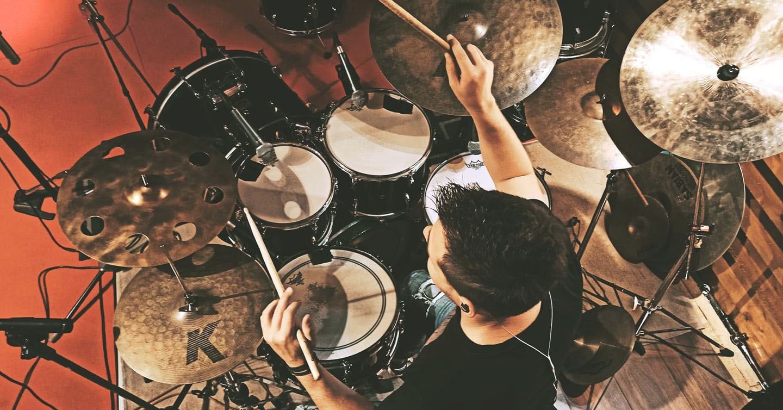 Professional Drumming